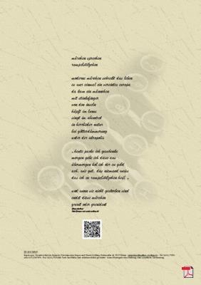 Märchen sprechen Rumpelstilzchen - Gedicht