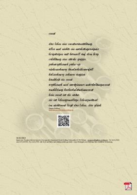 Event -Gedicht