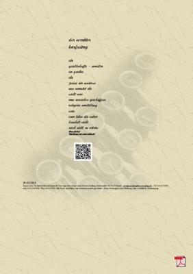 Der Verräter -  Karfreitag - Gedicht