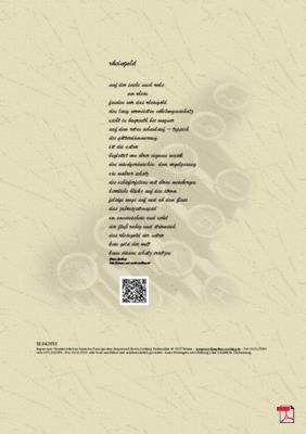 Rheingold - Gedicht