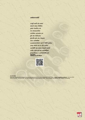 Naturerotik - Gedicht