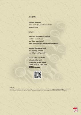 Pfingsten - Gedicht