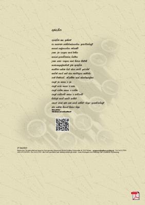 Spießer - Gedicht - Gedanken