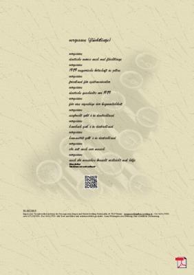 Vergessen (Flüchtlinge) - Gedicht - Gedanken