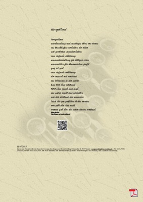 Tierquälerei - Gedicht - Gedanken