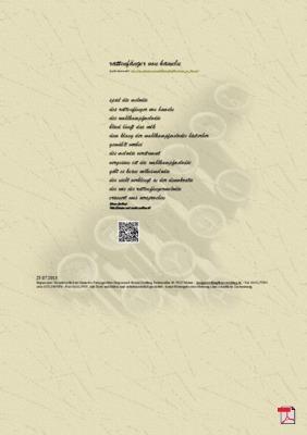 Rattenfänger von Hameln - Gedicht - Gedanken