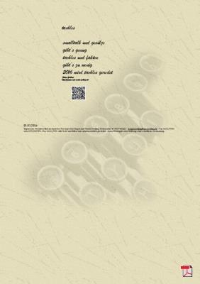 Tachles- Gedicht - Gedanken