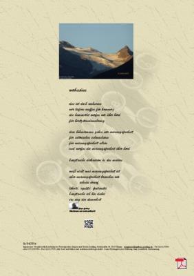 Wahnsinn (Meinungsfreiheit) - Gedicht - Gedanke