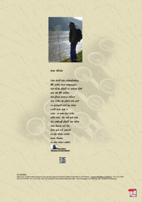 Am Rhein -Gedicht - Gedanken
