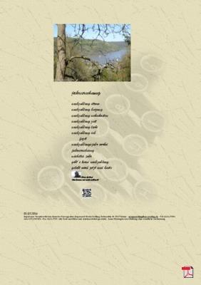 Jahresrechnung - Gedicht - Gedanken
