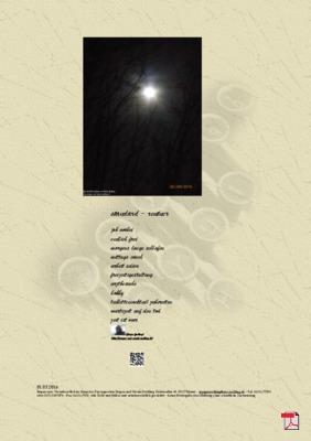 Standard - Rentner -  Gedicht - Gedanken