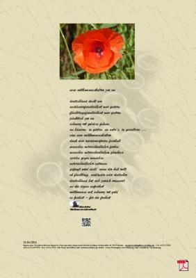 Neue Willkomenskultur zur EM (Ausländerfeinlichkeit - Flüchtlinge) - Gedicht - Gedanken