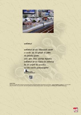 Wohlstand - Gedichte - Gedanken