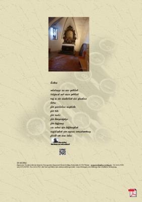 Beten - Gedichte - Gedanken