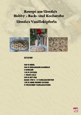 Ursula's Vanillekipferln