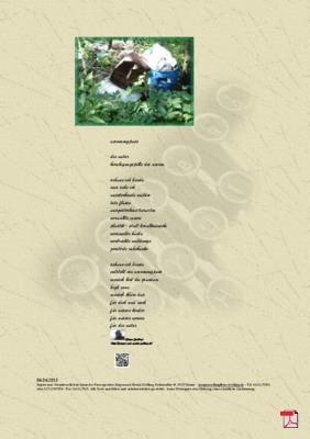 Nervenengpass (Natur) - Gedichte - Gedanken