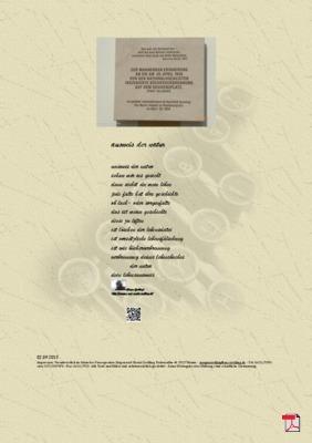 Ausweis der Natur (Mensch) - Gedichte - Gedanken