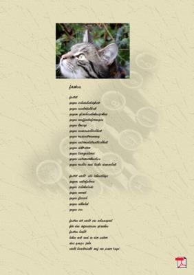 Fasten (Religion, Gesellschaft - Gedichte - Gedanken )