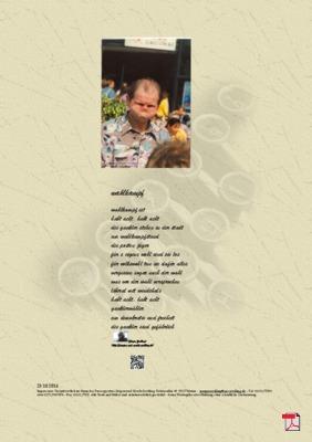Wahlkampf (Politik) - Gedichte - Gedanken