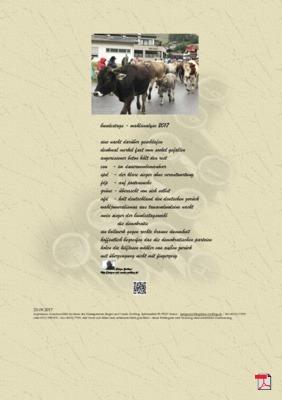Bundestags-Wahlanalyse  (Gesellschaft, Mensch, Politik, Bundestagswahl ) - Gedichte -Gedanken