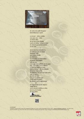 Die Natur ist der größte Kriegsfeind (Gesellschaft, Mensch, Politik) - Gedichte -Gedanken
