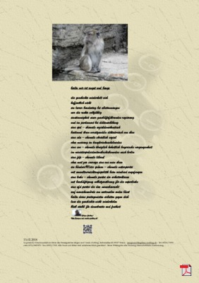 Gegen Intoleranz - Gegen Rechts - Berlin mir ist Angst und Bange (Mensch, Gesellschaft, Politik) - Gedichte -Gedanken
