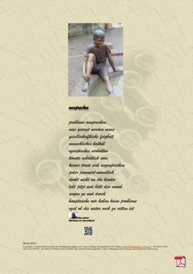 Ansprechen (Mensch, Politik, Gesellschaft) -Gedichte -Gedanken
