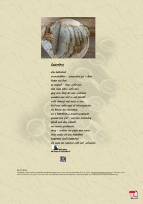 Butterbrot ( Mensch, Familie, Gesellschaft) - Gedicht - Gedanken