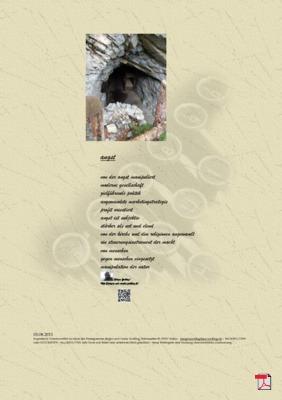 Angst (Mensch, Kirche, Natur, Politik) - Gedicht - Gedanken