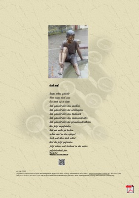 Lach mal (Mensch, Gesellschaft, Natur) -Gedichte - Gedanken