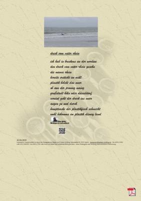 Dreck vom Vater Rhein(Mensch, Natur, Gesellschaft) - Gedicht - Gedanken