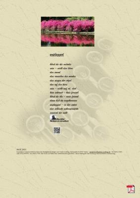 Unplugged (Mensch, Gesellschaft, Natur)- Gedichte- Gedanken