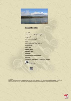 Kurvenliebe - Rhein (Mensch, Natur) Gedichte - Gedanken