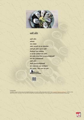 Wohl Aller - Gedichte - Gedanken
