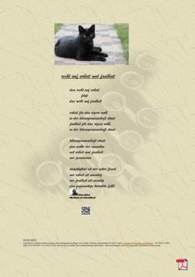 Recht auf Arbeit und Faulheit (Familie, Mensch, Gesellschaft, Politik) Gedichte - Gedanken