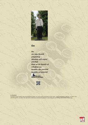 Hirn (Mensch, Gesellschaft, Familie) -Gedichte - Gedanken