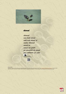 Abnormal (Familie, Mensch,Gesellschaft, Politik, Natur) Gedichte - Gedanken