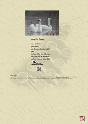 Sinn des Lebens ( Mensch) - Gedichte - Gedanken