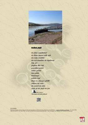 Trockener Profit(Niedrigwasser, Mensch, Gesellschaft, Familie, Natur) - Gedichte - Gedanken