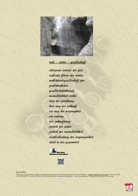 Anti - Natur - Gesellschaft (Gesellschaft, Mensch, Natur) - Gedichte - Gedanke